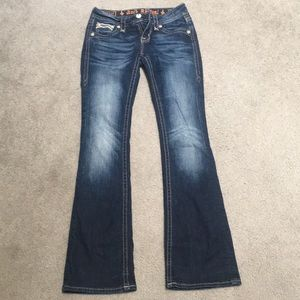 Size 26 boot cut Rock Revivals